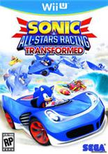 Sonic & Sega All-Stars Racing Transformed (WiiU)