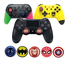 Silicone Thumbsticks covers - Comics (X1/PS4)
