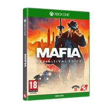 Mafia - Definitive Edition (X1)