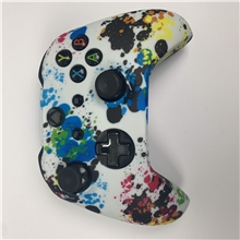 Silicone Protective Case Splatter (X1)