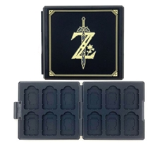 Case for Games Legend of Zelda Style (Switch)