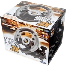 Datel Racing Wheel Supersports 3X (PC/PS3/X360)