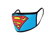 Superman - Logo Face Mask