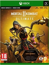 Mortal Kombat 11 Ultimate Edition (X1/XSX)