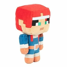 Plush Toy Minecraft Happy Explorer Valorie