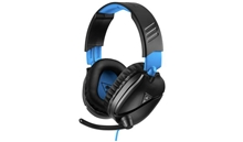Turtle Beach Recon 70P Gaming Headset - Black/Blue