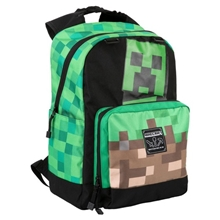 Minecraft Creepy Things Backpack