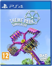 Theme Park Simulator Standard Edition (PS4)