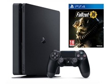 Sony Playstation 4 Slim 500GB + hra Fallout 76 (PS4)