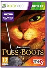 Puss in Boots (X360)