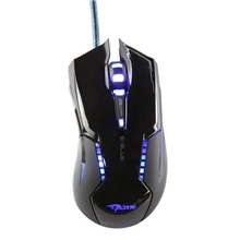 E-Blue Mouse Mazer RX, Optical, Wired, black, 2500dpi (PC)