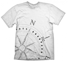 T-Shirt Uncharted 4 - Compass (XL)