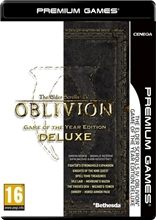 The Elder Scroll: Oblivion GOTY Deluxe Edition (PC)