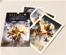 Destiny Artcards