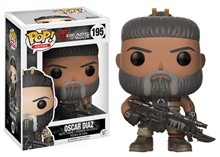 Figure (Funko: Pop) Gears of War: Oscar Diaz