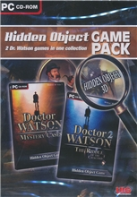 DOCTOR WATSON - HIDDEN OBJECT GAME PACK (PC)