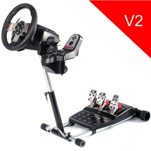 Wheel Stand for DELUXE V2, Stand for Wheel and Pedals for Logitech G25/G27/G29/G920 WS0002