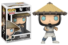 Figure (Funko: Pop) Mortal Kombat: Raiden