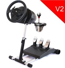 Wheel Stand for DELUXE V2, Stand for Wheel and Pedals Thrustmaster T300RS, TX, TMX, T150, T500, T-GT, TS-XW, WS0010