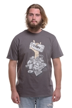 T-Shirt IGN Controller Men - gray