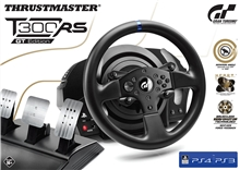 Thrustmaster Set Wheel T300 RS and 3 Pedals T3PA, Gran Turismo Edition (PS4, PS3, PC)