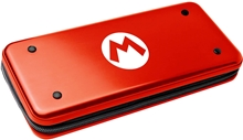Alumi Case Mario - red (SWITCH)