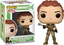 Figure (Funko: POP) Fortnite - Tower Recon Specialist