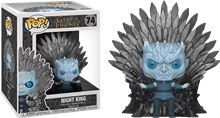 Figure (Funko: Pop) Game of Thrones - Night King on Throne
