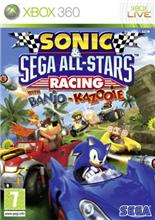 Sonic & SEGA All-Stars Racing Banjo Kazooie (X360)