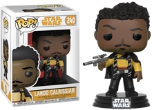 Figure (Funko: Pop) Star Wars - Lando Calrissian
