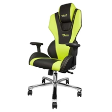 Gaming Chair E-Blue MAZER - green