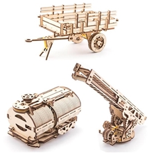 UGEARS Building Kit - Truck Accessory