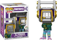 Figurka (Funko: POP) Fortnite - DJ Yonder