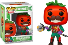 Figure (Funko: POP) Fortnite - Tomatohead