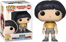 Figure (Funko: Pop) Stranger Things S03: Mike