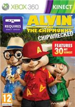 Alvin and the Chipmunks: Chipwrecked (X360)