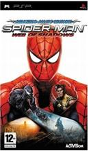Spiderman Web of Shadows (PSP)